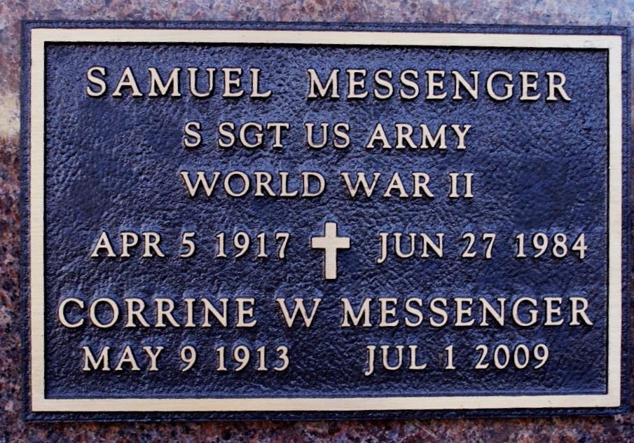 Samuel Messenger