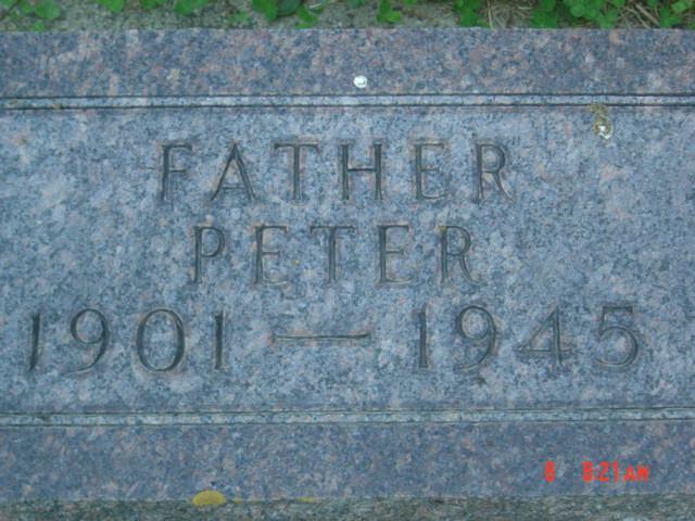Peter Nevins Herold