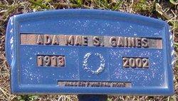 Ada Mae Gaines