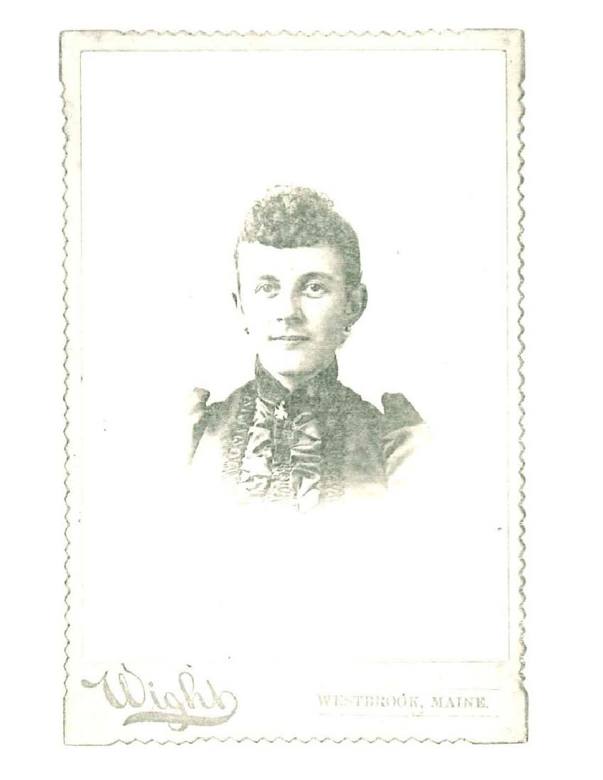 Alice Clayton Giles