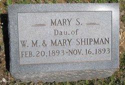 Mary Lou Shipman