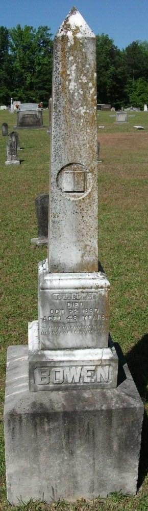 Thomas Jefferson Bowen
