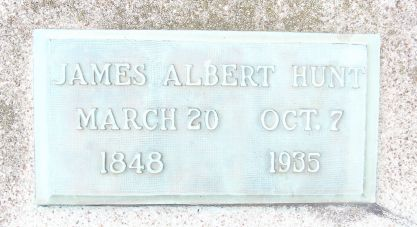 James Albert Hunt