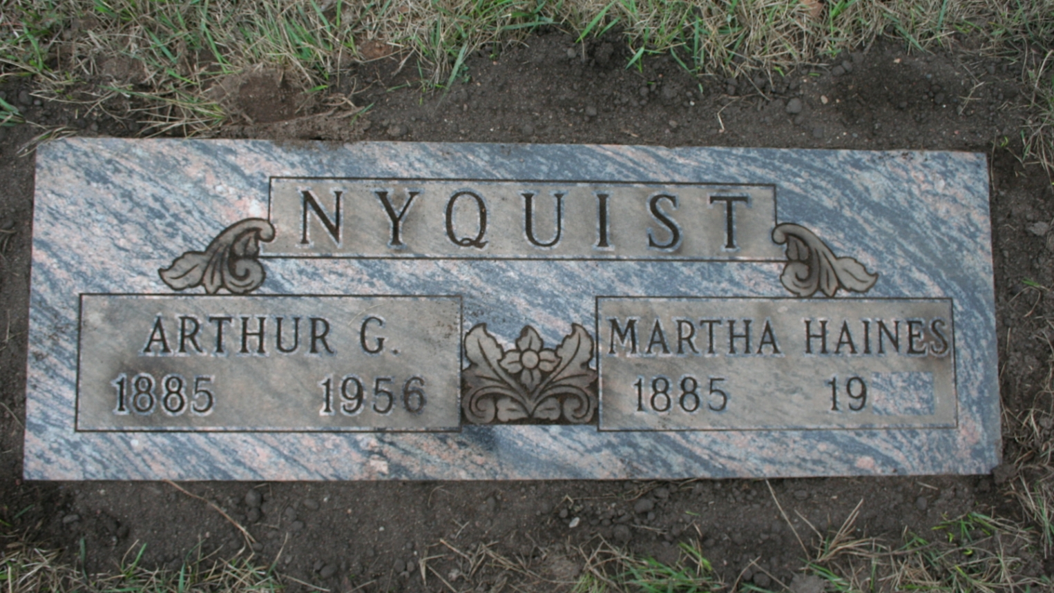 Arthur Wilford Nyquist