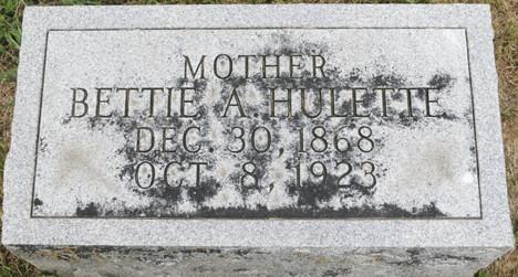 Elizabeth Hulette