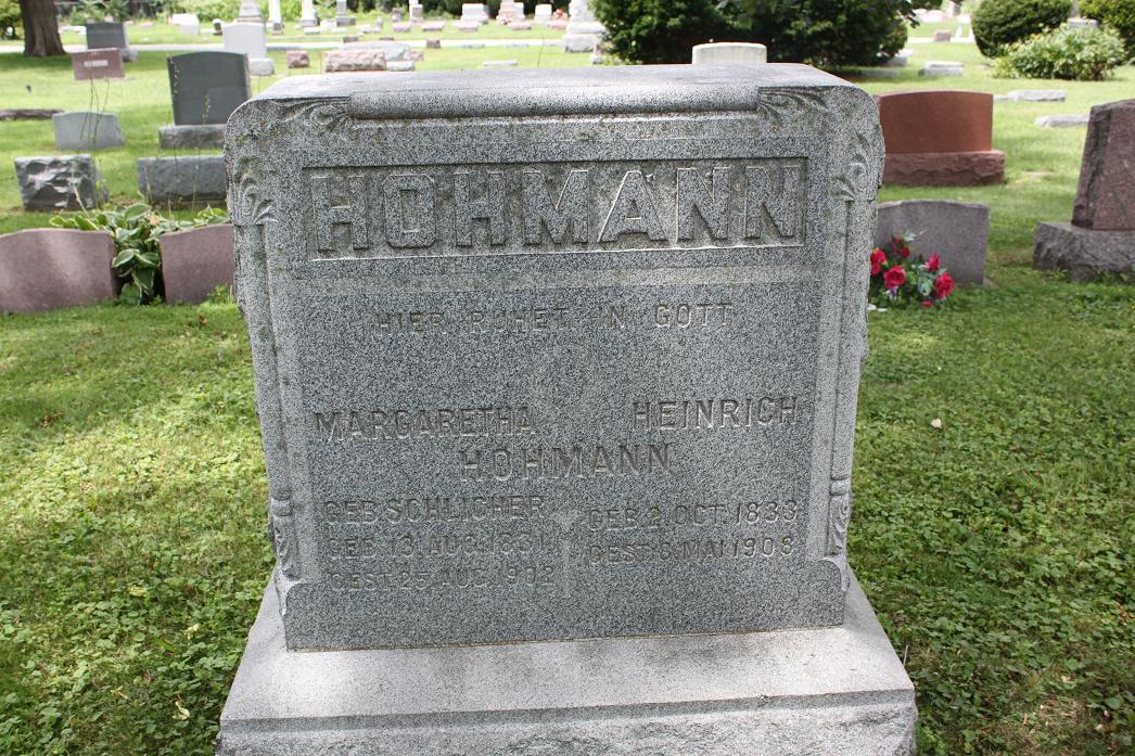 Heinrich Hohmann