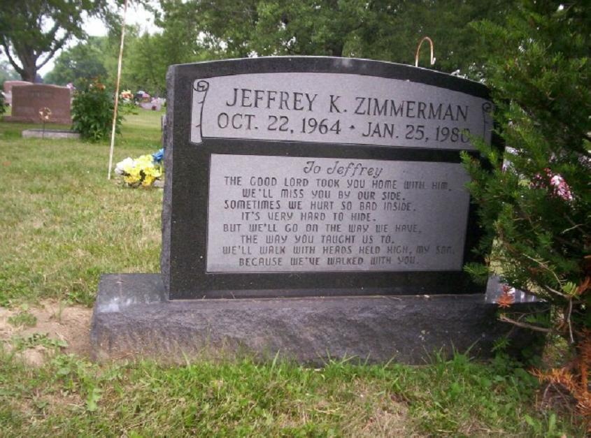 Jeffery Zimmerman