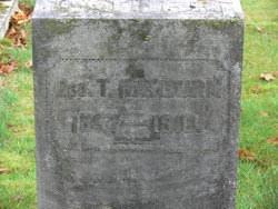 George Roscoe Rayburn