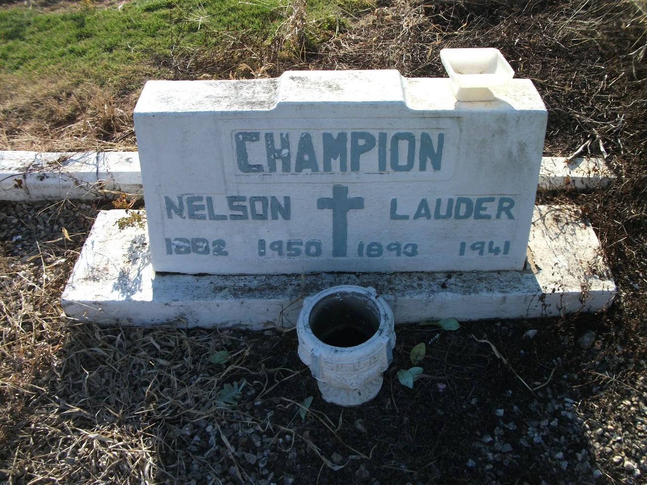 Linwood Nelson Champion