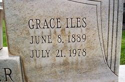 Mildred Grace Iles
