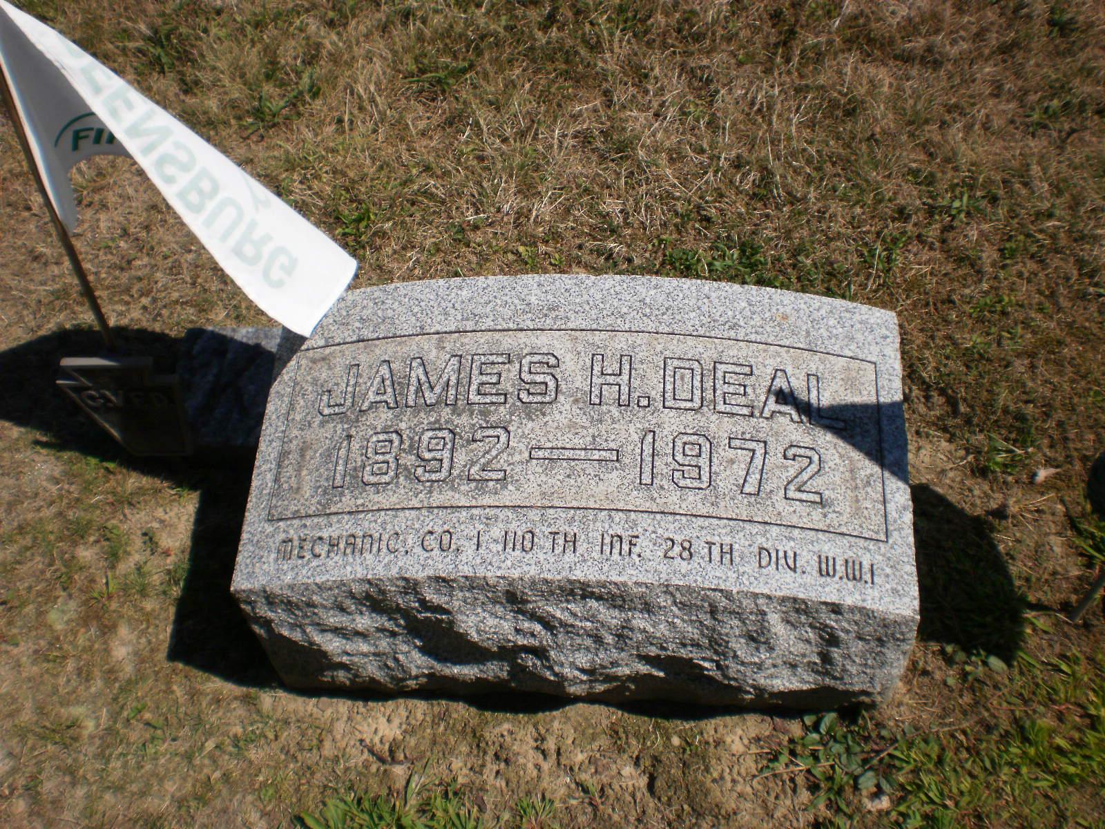 James M Deal
