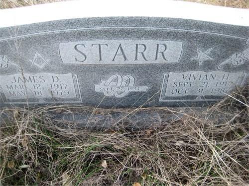 James Franklin Starr