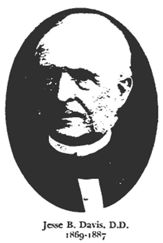 Jesse B Davis