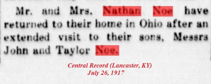 Nathan Noe