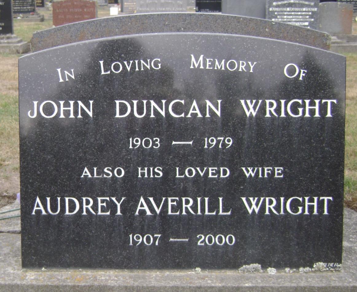 John Duncan Wright