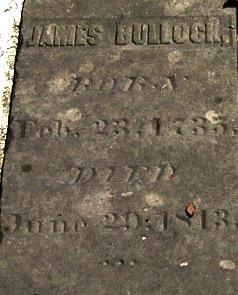 James Bullock