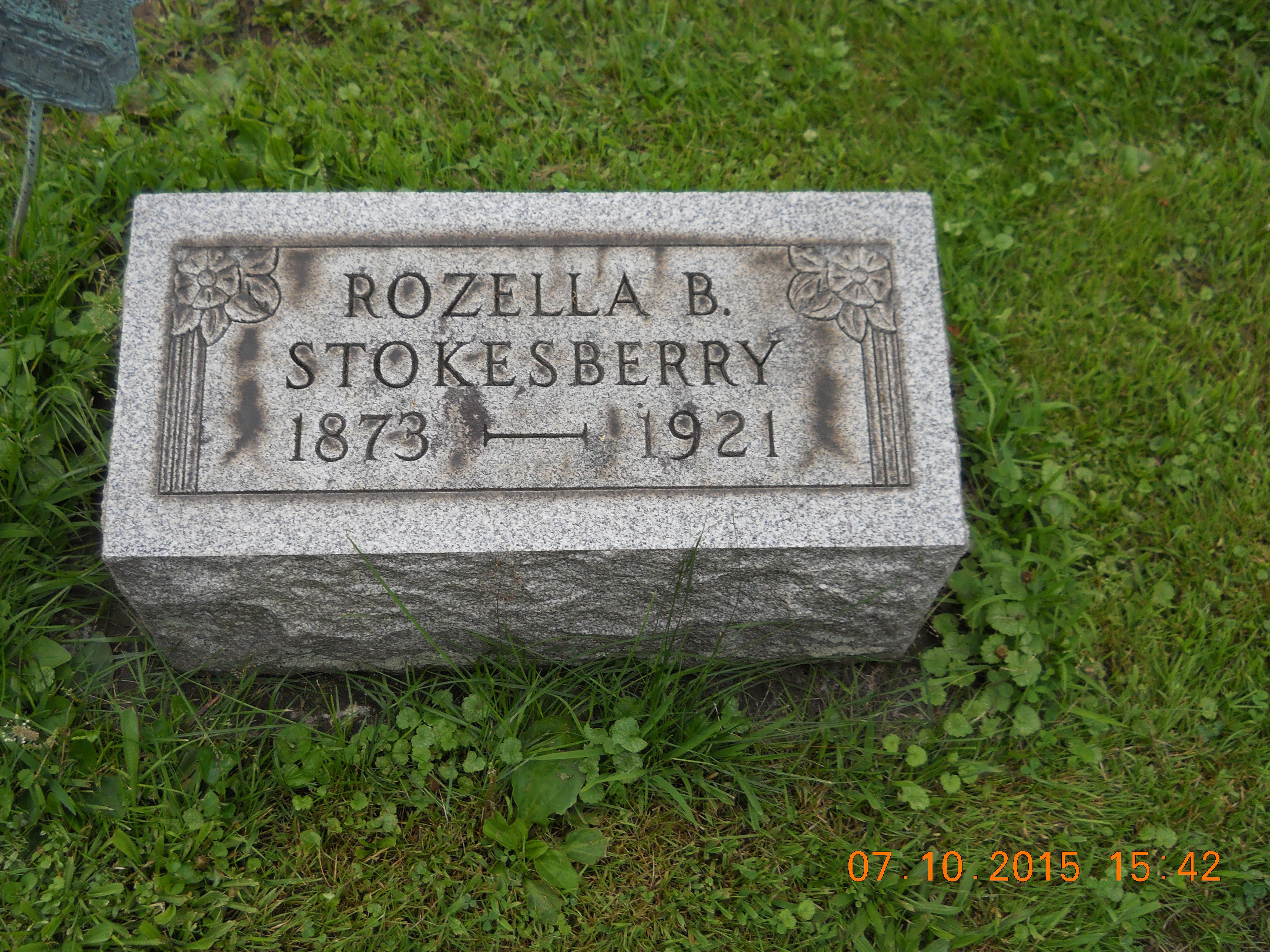 Bernard Stokesberry