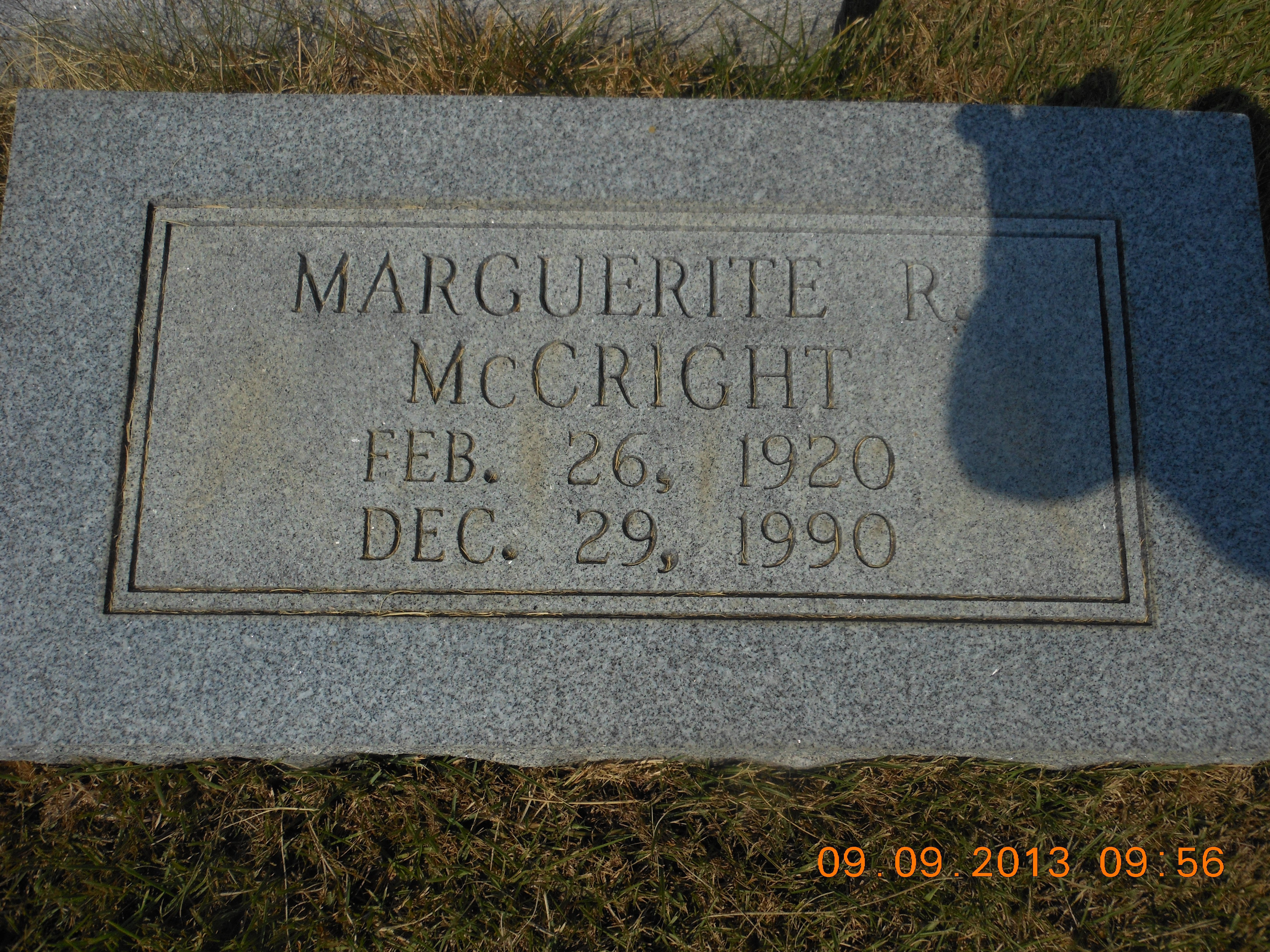 Marguerite Ross