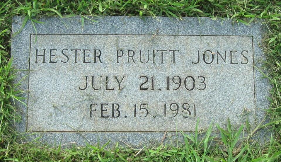 Hester Pruitt