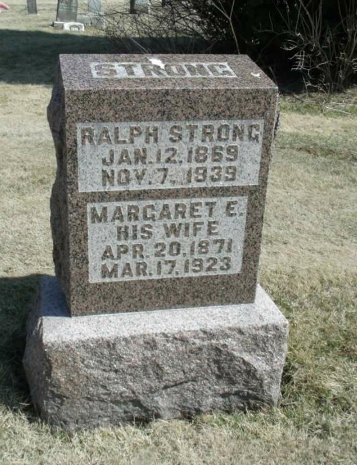 Ralph G Strong