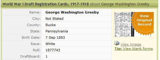 George Wm Grebey