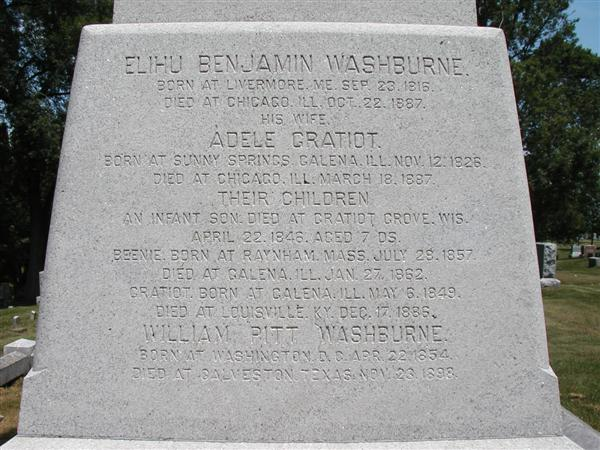 Elihu Washburn