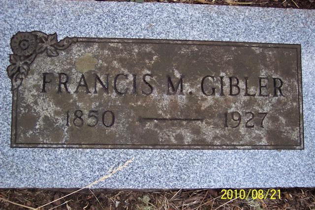 Delgamiah Francis Gibler