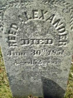 Alexander Reed