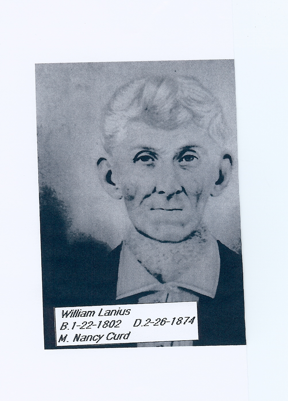 William Lanius