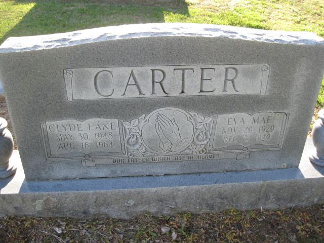 Eddie Mae Carter