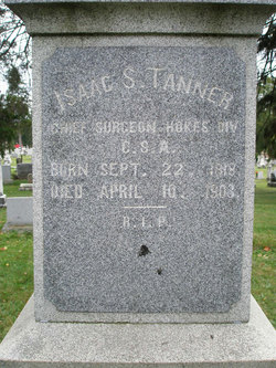 Isaac Tanner