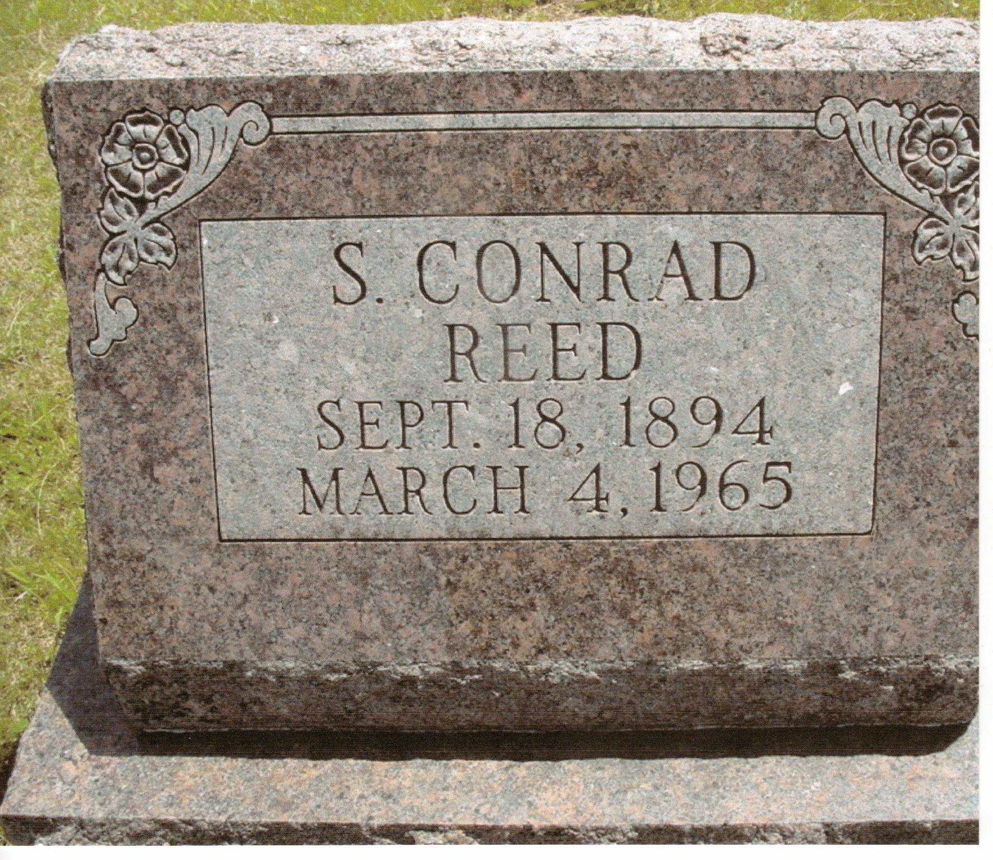 Conrad Reed