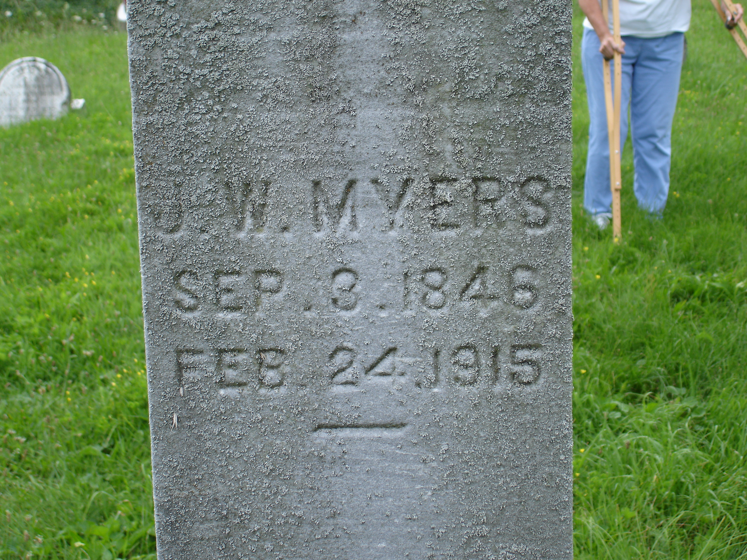 Jacob Alman Myers