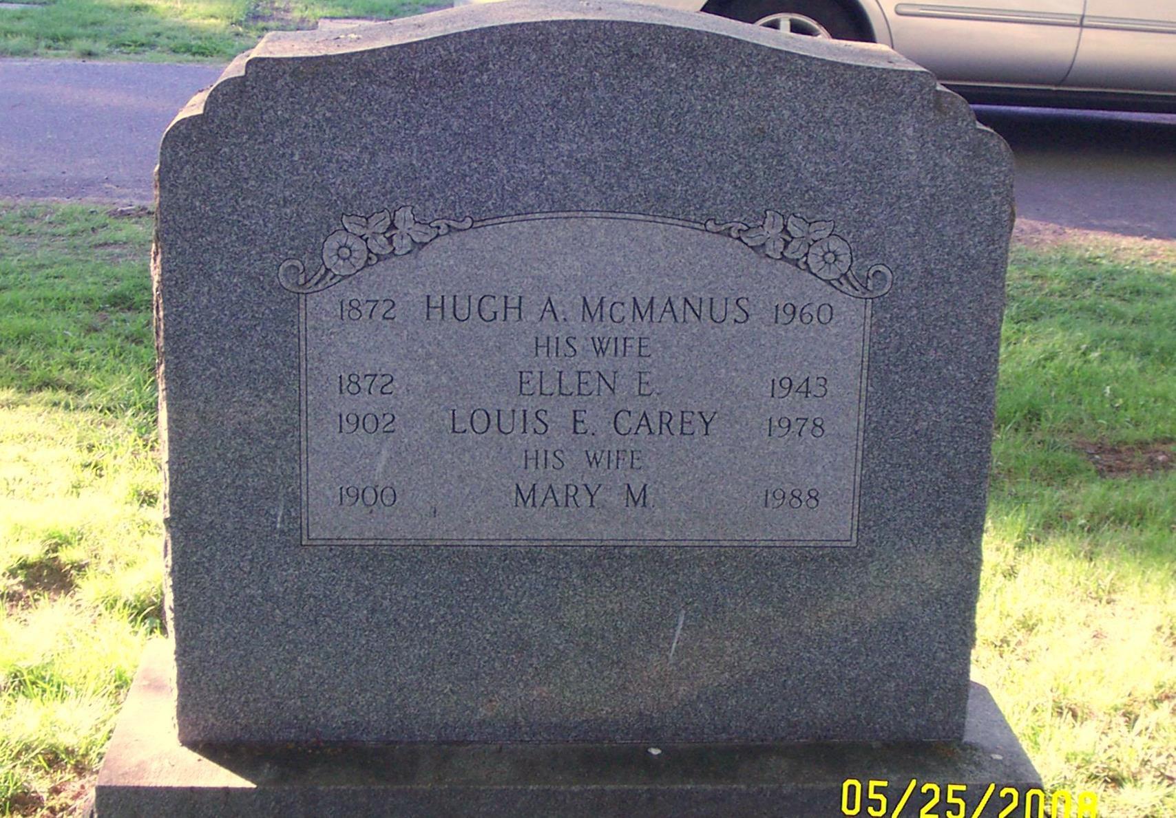 Mary Agnes McManus