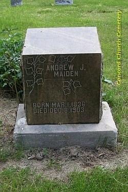 Andrew Maiden