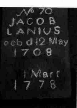 Jacob Lanius