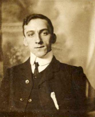 John Edward Laing