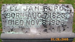 Elijah Ford
