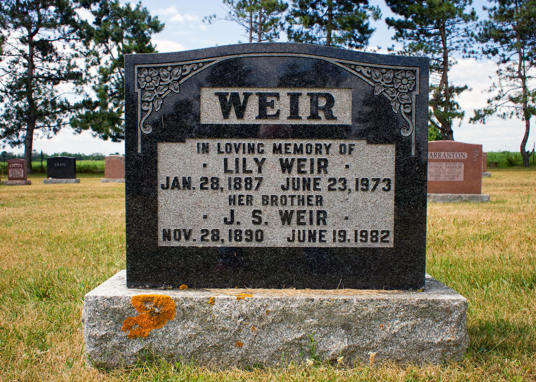 Lily Weir