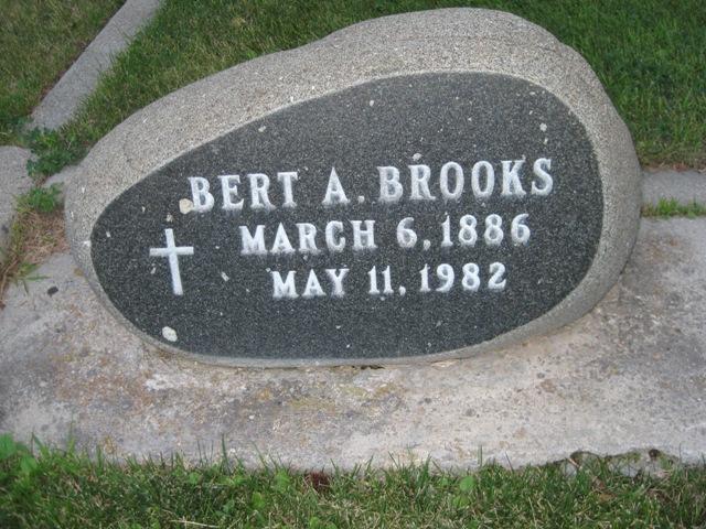 August Anna Brooks