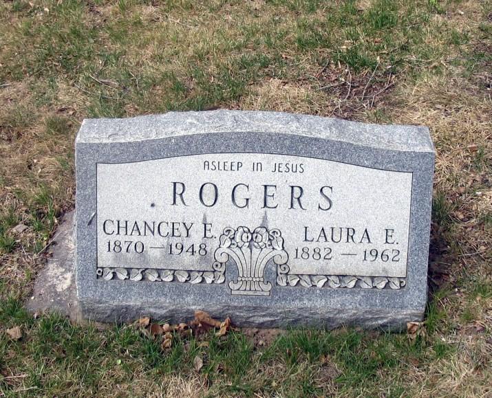 Chauncy Rogers