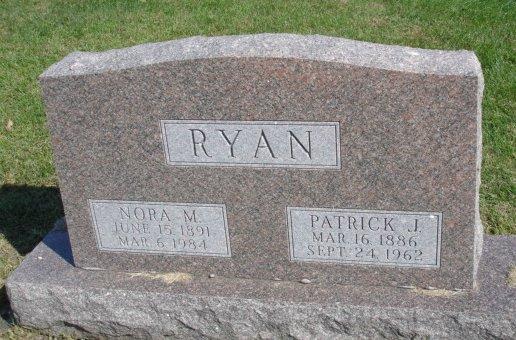 James Patrick Ryan