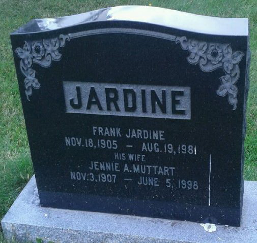 Frank Jardine