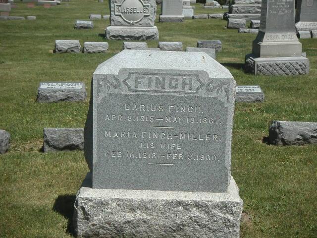 Darius Arnold Finch