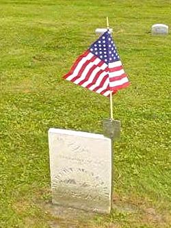 Robert McNeal Grave Marker