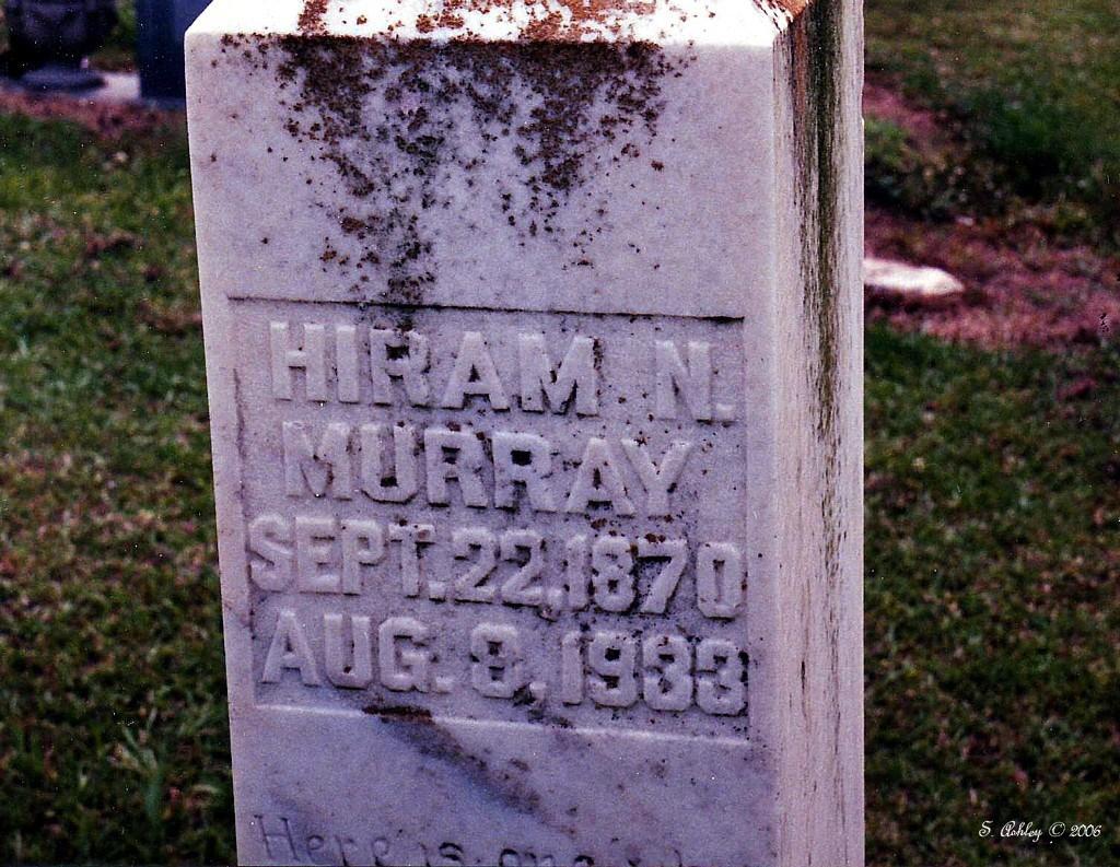 Hiram Murray