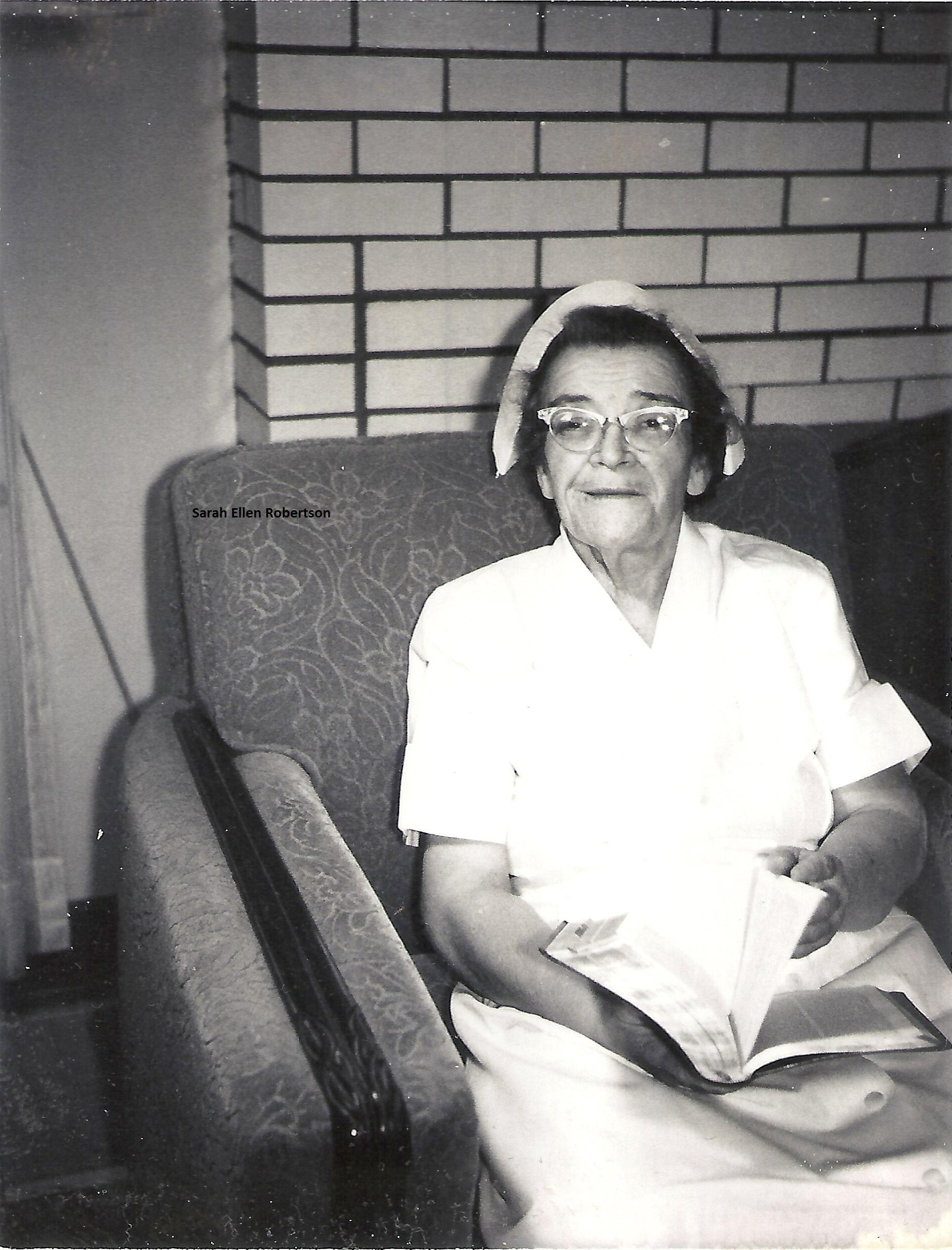 Sarah Ellen Robertson