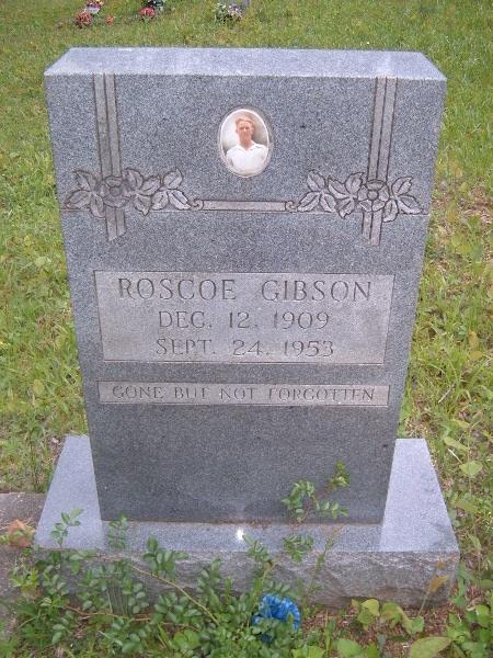 Roscoe Gibson