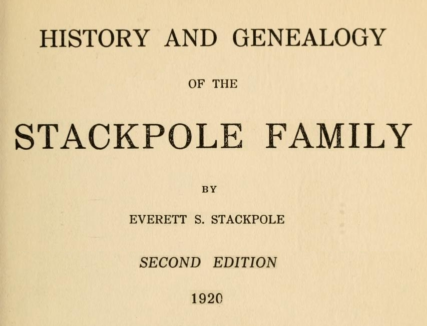 James Stackpole
