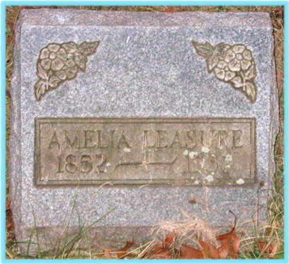 Amelia Anthony